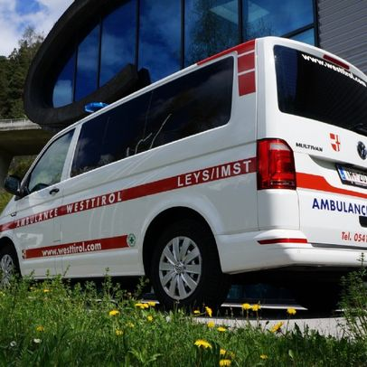 Ambulance-Westtirol Leys OG in Imst